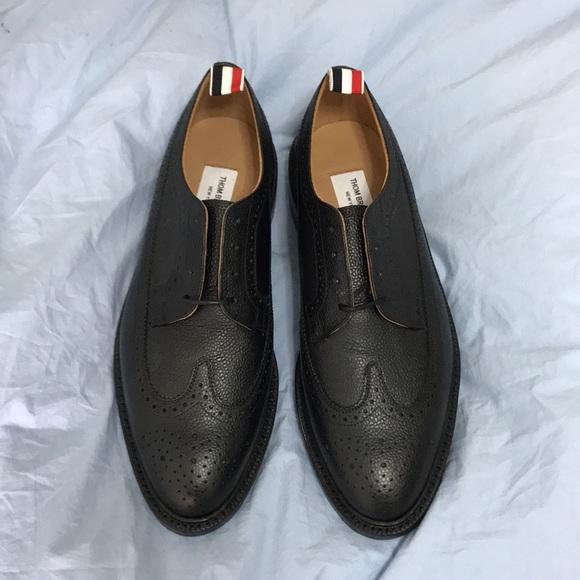 6ebaa51e1f Thom Browne Shoes | Classic Brogues Size 115 Us | Poshmark